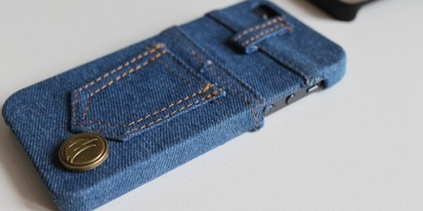 L'iPhone si veste di denim